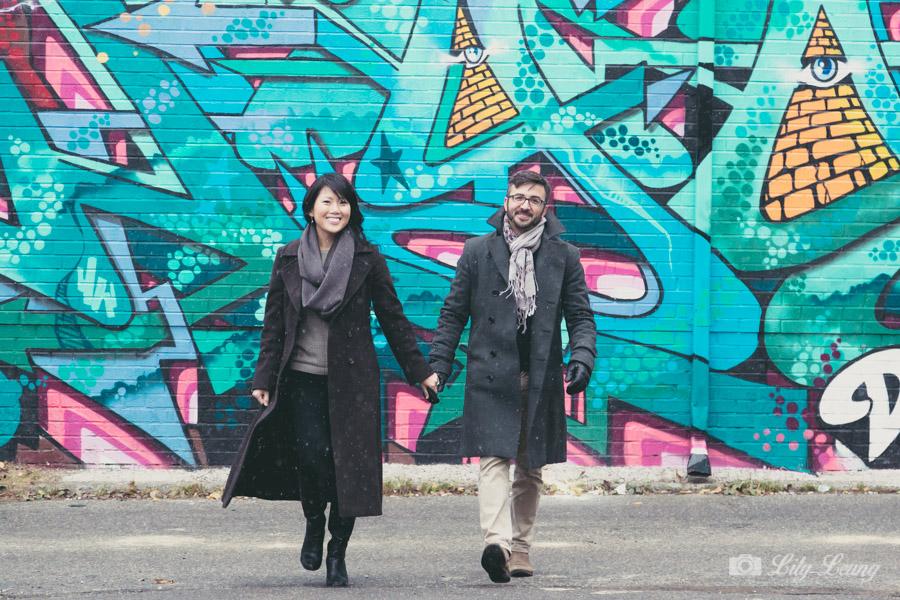 Sandie & Sebastien